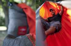 Versatile Vegging Apparatuses - The Kammok is Ready-to-Use Hammock That Comfortably Sleeps Two