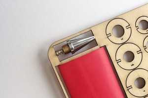 The Fraser Ross DIY Pen is Custom-Designed to Your Preference