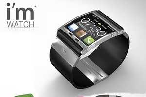 The Im Watch is a Super-Powered Android-Based Wrist Accessory