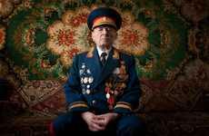 War Vet Portraits