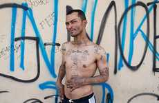 Inked Prison Portraits - 'Life After' Details Prison Tattoo Culture in South Africa