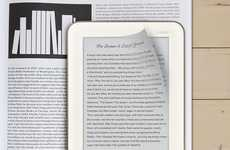 Qwerty E-Readers - The iriver Story HD Joins the Revolution of Digital Books