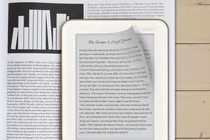 The iriver Story HD Joins the Revolution of Digital Books