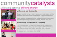 Imaginative Care Supporters - Community Catalysts Develops Radical Solutions to Social Issues