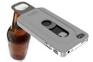 The Opena iPhone 4 Case is Your New Drinking Buddy