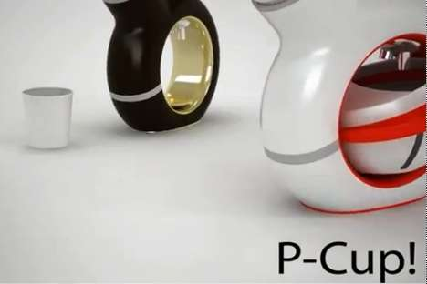P-Cup Coffee Maker