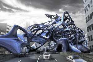 The Living Bridge Embodies the Energy of the City