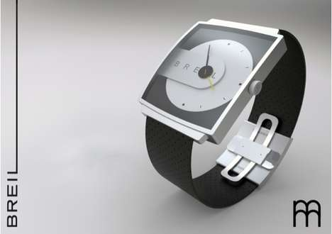 Breil Watch by Matthew Lovell