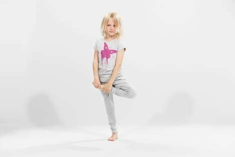 Basic Hipster Kidswear - New Generals' Children's Fashion is 'Ethicool'