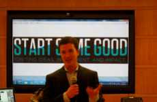 Crowdfunded Social Innovator Sites - 'StartSomeGood' Grows Purpose-Driven Initiatives