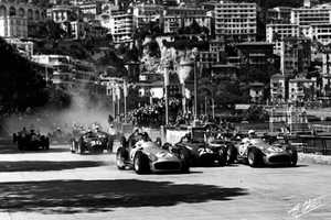 The Cahier F1 Photo Archive Features Extensive Race Shots