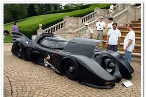 The Putsch Racing Turbine Engine-Powered Batmobile is Striking