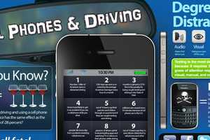 This 'Cell Phones & Driving' Infographic Can Save Lives