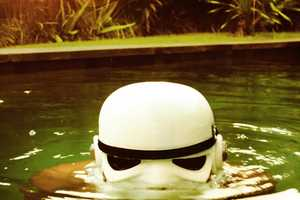 The Surfing Trooper Tumblr Shows a Stormtrooper Taking a Vacation