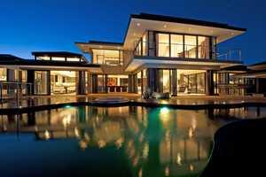 The Wessels Joyce Associates House at Pezula Screams Luxury