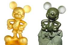 Customized Disney Figurines