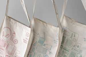 The Atipus Beach Bags are Simple in Design