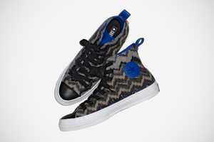The Missoni Converse Chuck Taylor Exudes Bohemian Luxury & Style