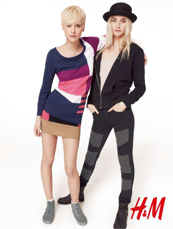 H and M Divided Fall 2011 Campaign 2