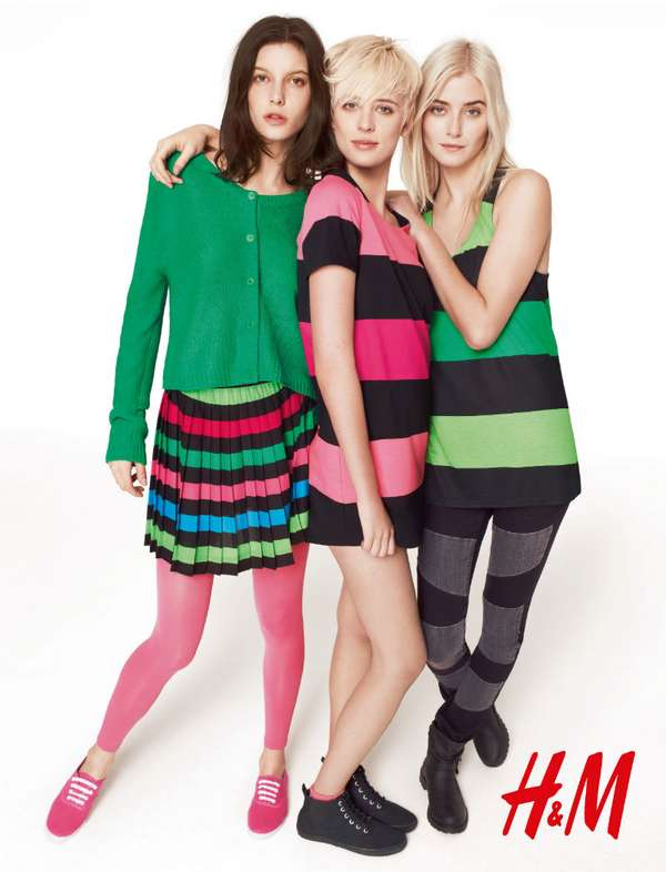 H and M Divided Fall 2011 Campaign 6