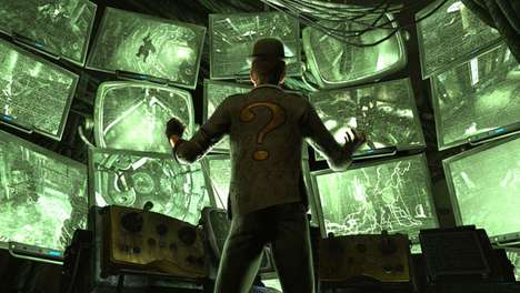 Arkham City Riddler Trailer
