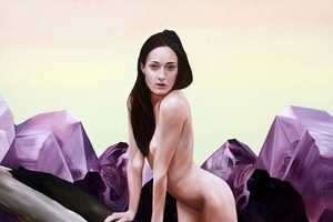 The Jen Mann Illustrations Combine Sex Appeal and Animal Aesthetics