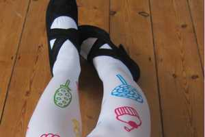 These Cupcake Tights are the Perfect Way to Satisfy Your Candy Cravings