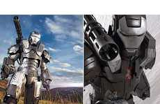 43 Bold Body Armors