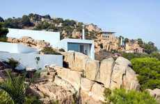 Spanish Cliffside Abodes