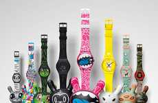 Quirky Bunny Timepieces