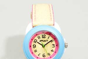 Sprout's Green-Friendly Biodegradable Watch Comes in Fun Shades