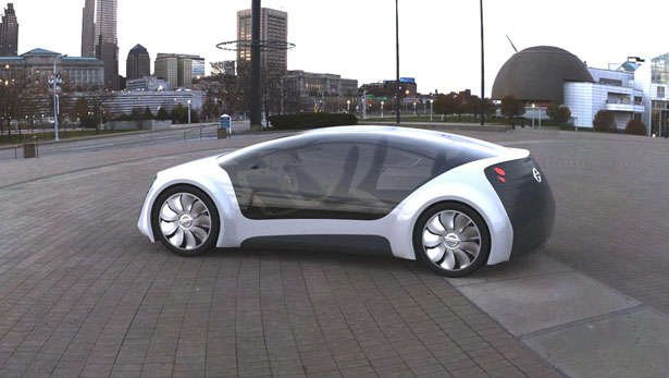 Transparent Concept Cars