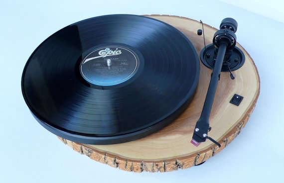 Woodland Record Players