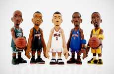 Petite B-Ball Figurines