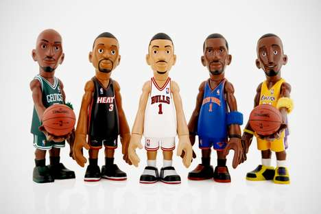 SDCC NBA Playoff Collector Series 1