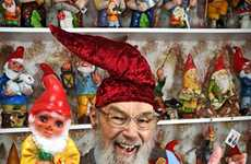 Gargantuan Garden Gnome Collections