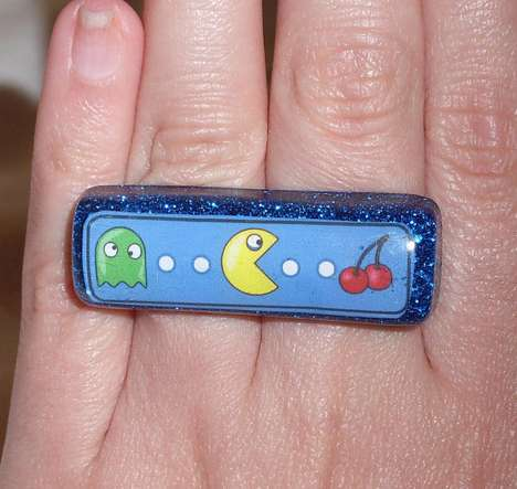 Pacman Double Ring