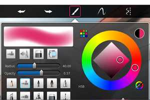 Autodesk SketchBook Pro Enables Technical Drawing for Tablets
