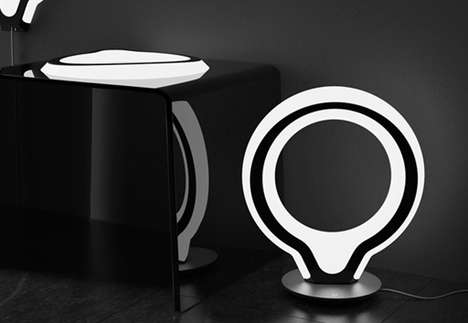Aura Lamp by Christian Sallustro