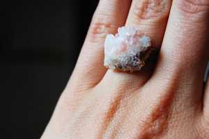 Etsy User Shannon Hedges Uses Crystals to Create Subtle Beauty
