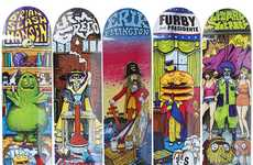 These  Deathwish 'Value Menu' Decks Show Horrific Mascots