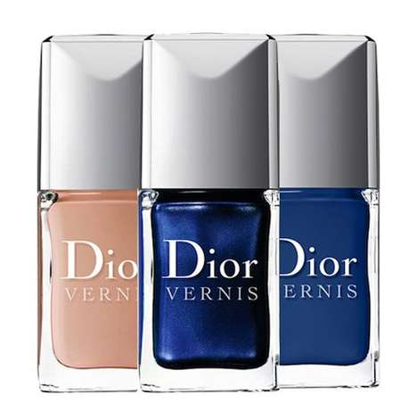 The Dior Blue Tie Collection is a Sultry Addition to Your Fall Makeup