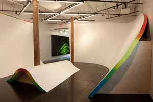 The Nike Bowery Stadium 'The Wave' Exhibit is a Surf and Skate Oasis
