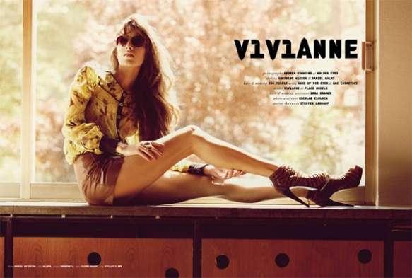 Vivianne QVEST Magazine