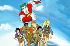 Cartoon Network Announces Live-Action 'Captain Planet' Film