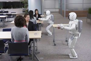 Honda Asimo is Shockingly Human