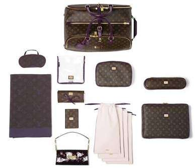 Louis Vuitton Charity Auction - The Ultimate Travel Bag