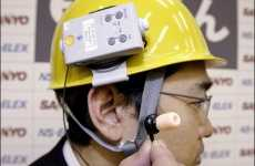 Gadget Lets You Speak With Your Ear