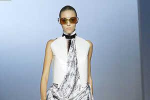 Balenciaga's Futuristic Fashion