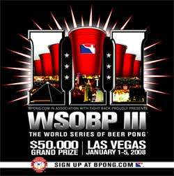 Las Vegas Beer Pong Tournament